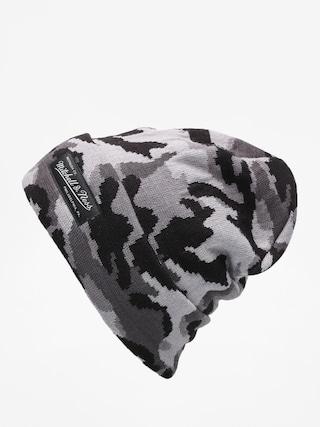 Czapka zimowa Mitchell & Ness Nostalgia Cuff Knit (urban camo)