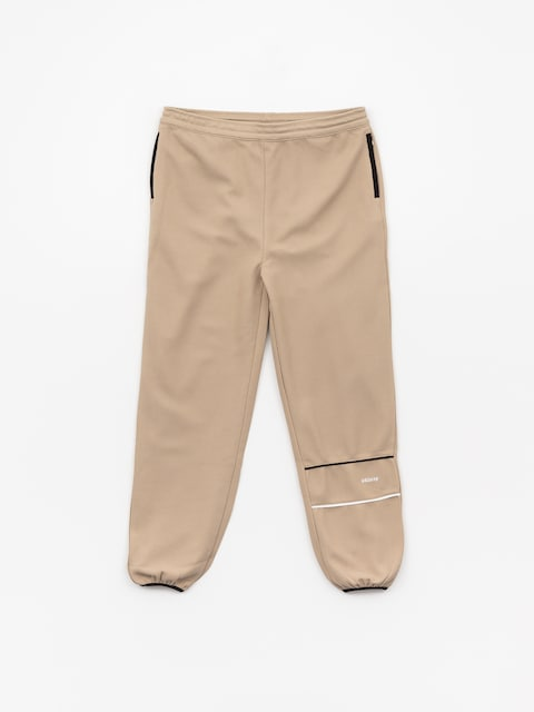 Spodnie Stussy Pax Track Wmn (khaki)