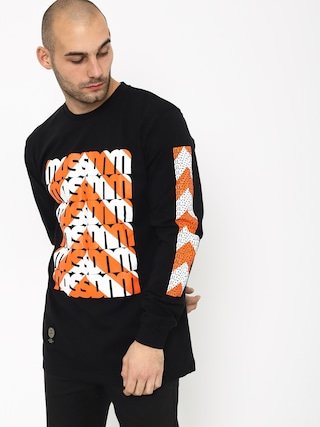 Longsleeve MassDnm One Way System (black)