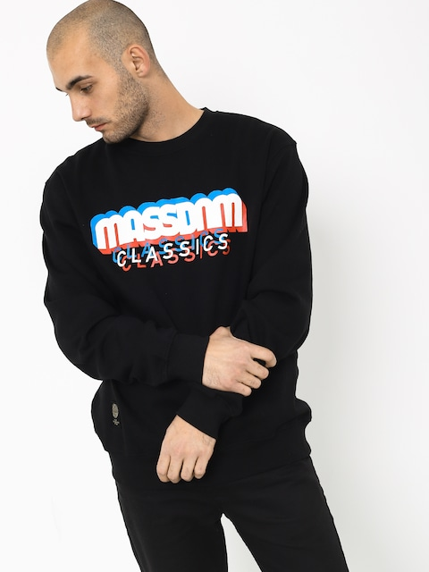 Bluza MassDnm Sacrifice (black)