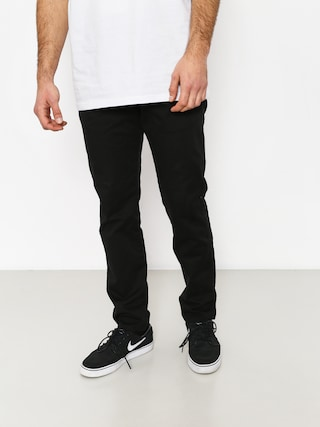 Spodnie Malita Chino Low Stride (black)