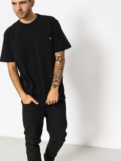 T-shirt Dickies Pocket (black)
