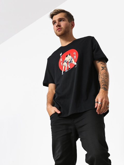 T-shirt Nike SB Sb Wrestler (black)