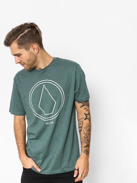 T-shirt Volcom Pinline Stone Hth