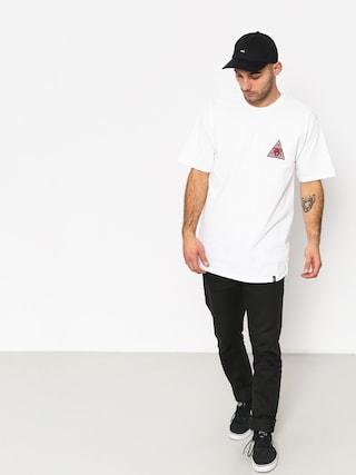 T-shirt HUF Spitfire Tt (white)