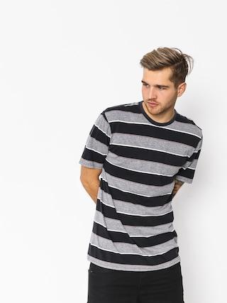 T-shirt Brixton Hilt Wshd Pkt (heather grey/black)