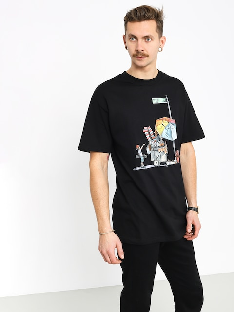 T-shirt DGK Vendor (black)