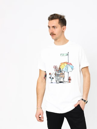 T-shirt DGK Vendor (white)