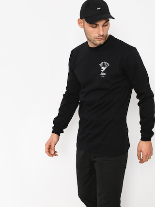 Longsleeve Nervous Web (black)