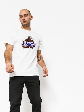 T-shirt XLARGE Hungry (white)