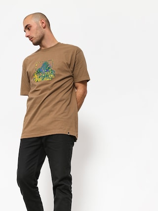 T-shirt XLARGE Radical (safari green)
