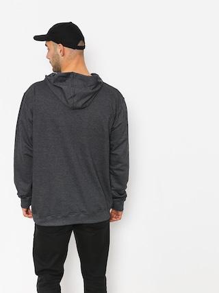 Bluza z kapturem Diamante Wear Dlw Fluo HD (grey)