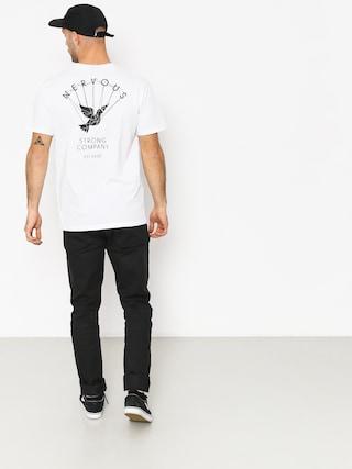 T-shirt Nervous Web (white)