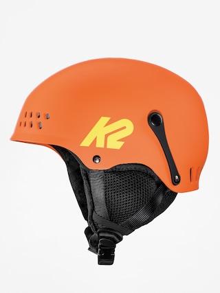 Dzieciu0119cy kask K2 Entity (orange)