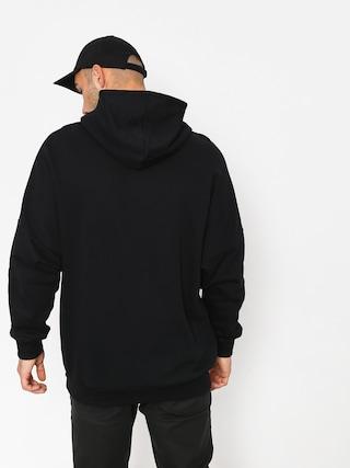 Bluza z kapturem Majors Saute HD (black)