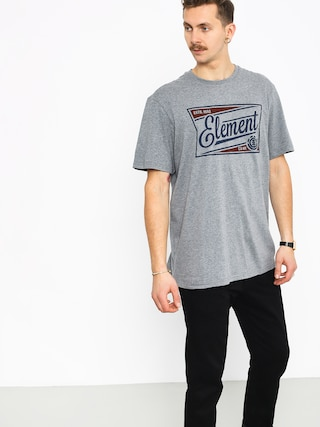 T-shirt Element Wedge (grey heather)