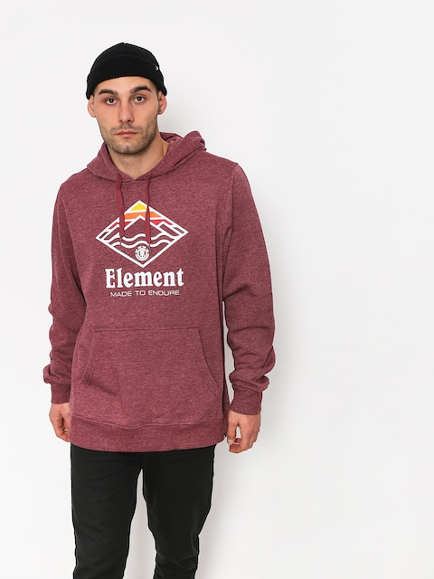 Bluza z kapturem Element Layer HD