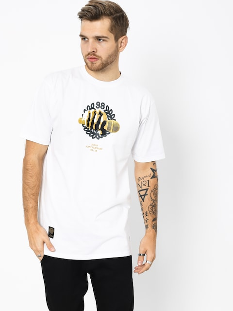 T-shirt MassDnm Golden Mic
