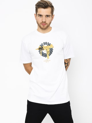 T-shirt MassDnm Golden Uzi (white)