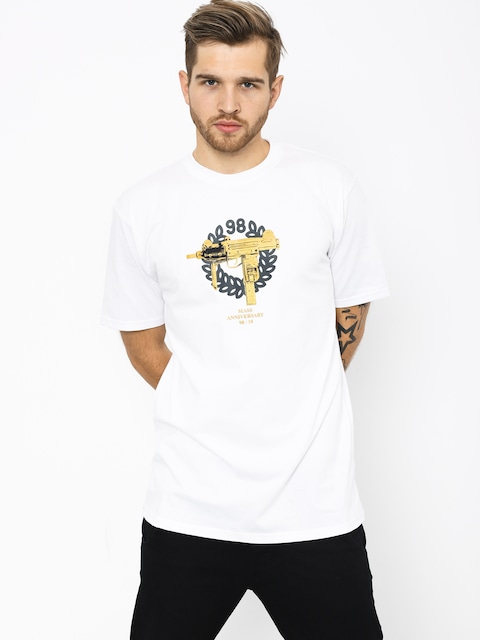 T-shirt MassDnm Golden Uzi
