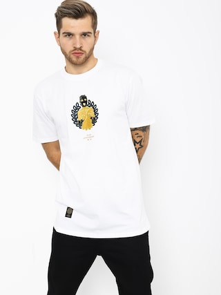 T-shirt MassDnm Golden Chick (white)
