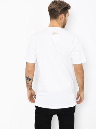 T-shirt MassDnm Golden Chick (white)