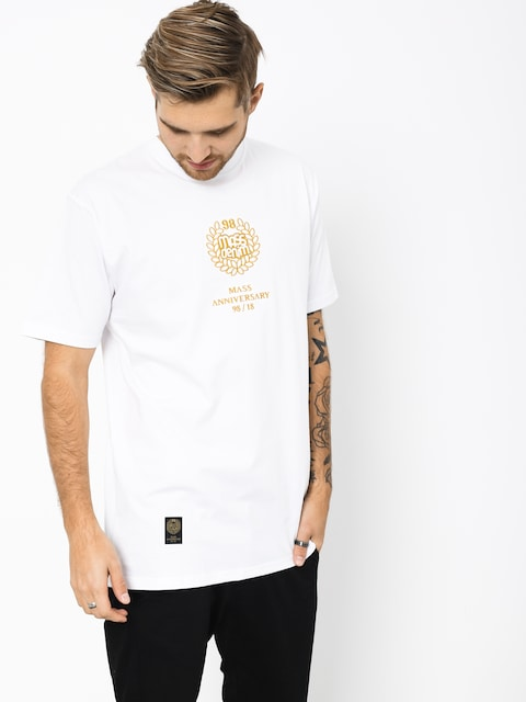 T-shirt MassDnm Golden Crown