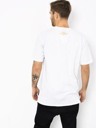 T-shirt MassDnm Golden Crown (white)