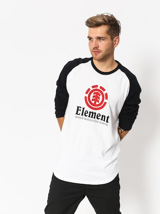 T-shirt Element Vertical Raglan (optic white)