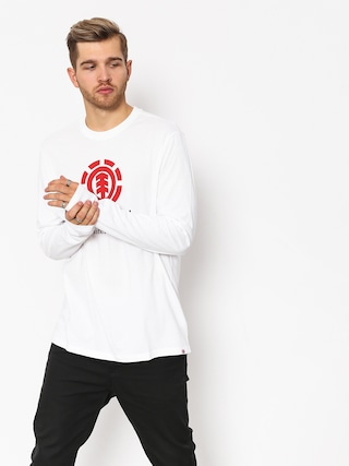 Longsleeve Element Vertical (optic white)