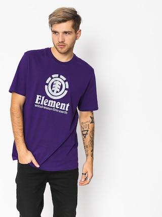 T-shirt Element Vertical (purple)