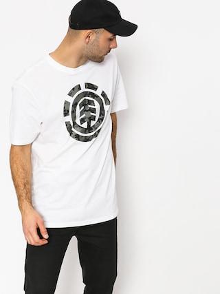 T-shirt Element Bark Logo (optic white)