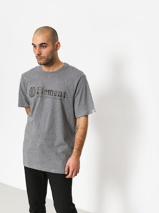 T-shirt Element Bark Horizontal (grey heather)