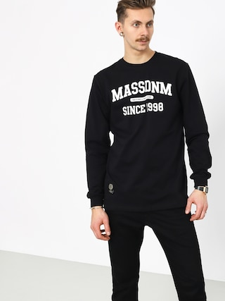 Longsleeve MassDnm Campus (black)
