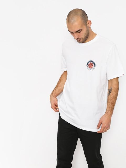 T-shirt Element Radar (optic white)