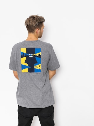 T-shirt Element About Face (grey heather)