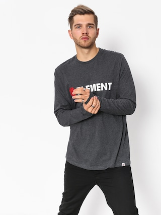 Longsleeve Element Blazin (charcoal heather)