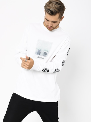 Longsleeve Element Nassim (optic white)