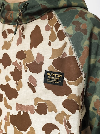 Bluza aktywna Burton Crown Bndd HD (deduck/frstdk)