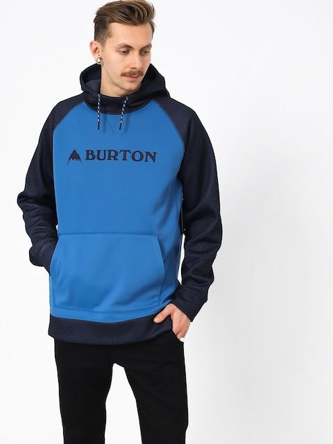 Bluza aktywna Burton Crown Bndd HD (valbl/moodht)