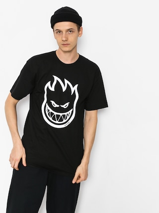 T-shirt Spitfire Big Head (black/whtie)