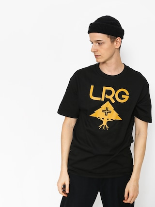 T-shirt LRG Classic Stack (black)