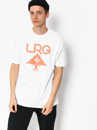 T-shirt LRG Classic Stack (white)