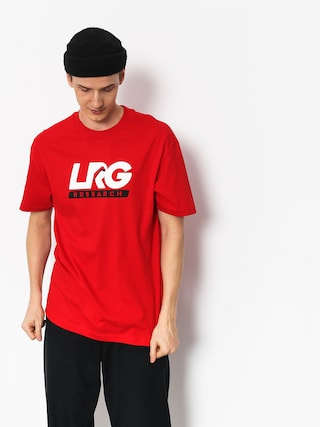 T-shirt LRG Rc Lrg Head (red)