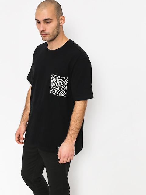 T-shirt Element Kh Pocket (flint black)