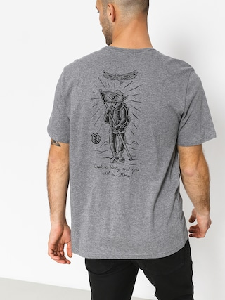 T-shirt Element Base Camp (grey heather)