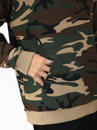 Bluza z kapturem Brixton Oath II Intl HD (camo)