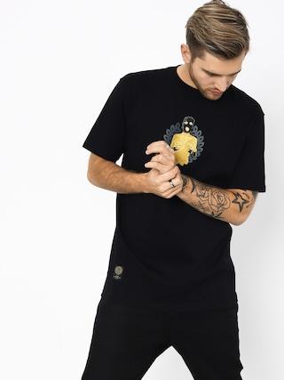 T-shirt MassDnm Golden Chick (black)