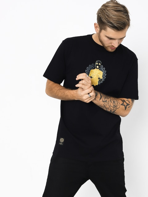 T-shirt MassDnm Golden Chick