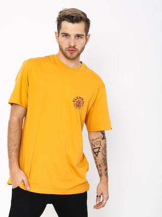 T-shirt Element A Frame (mineral yellow)